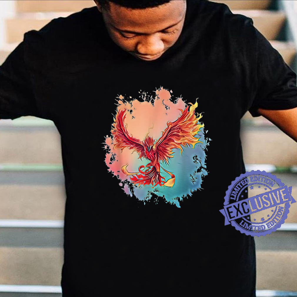 Phoenix from the Ashes Fire Mythical Bird Phoenix Shirt