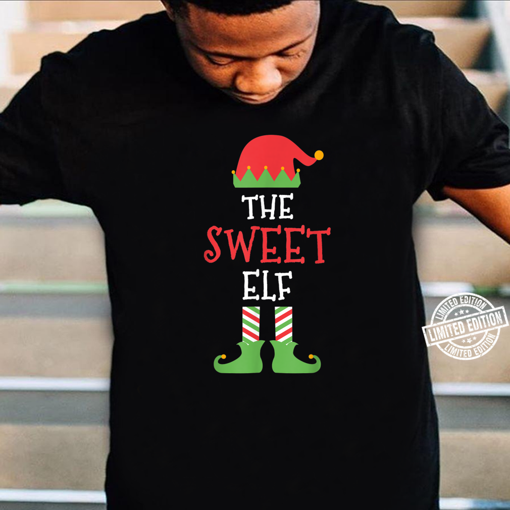 The Sweet Elf Family Matching Christmas Group Shirt